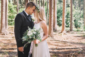 Malá lesní svatba